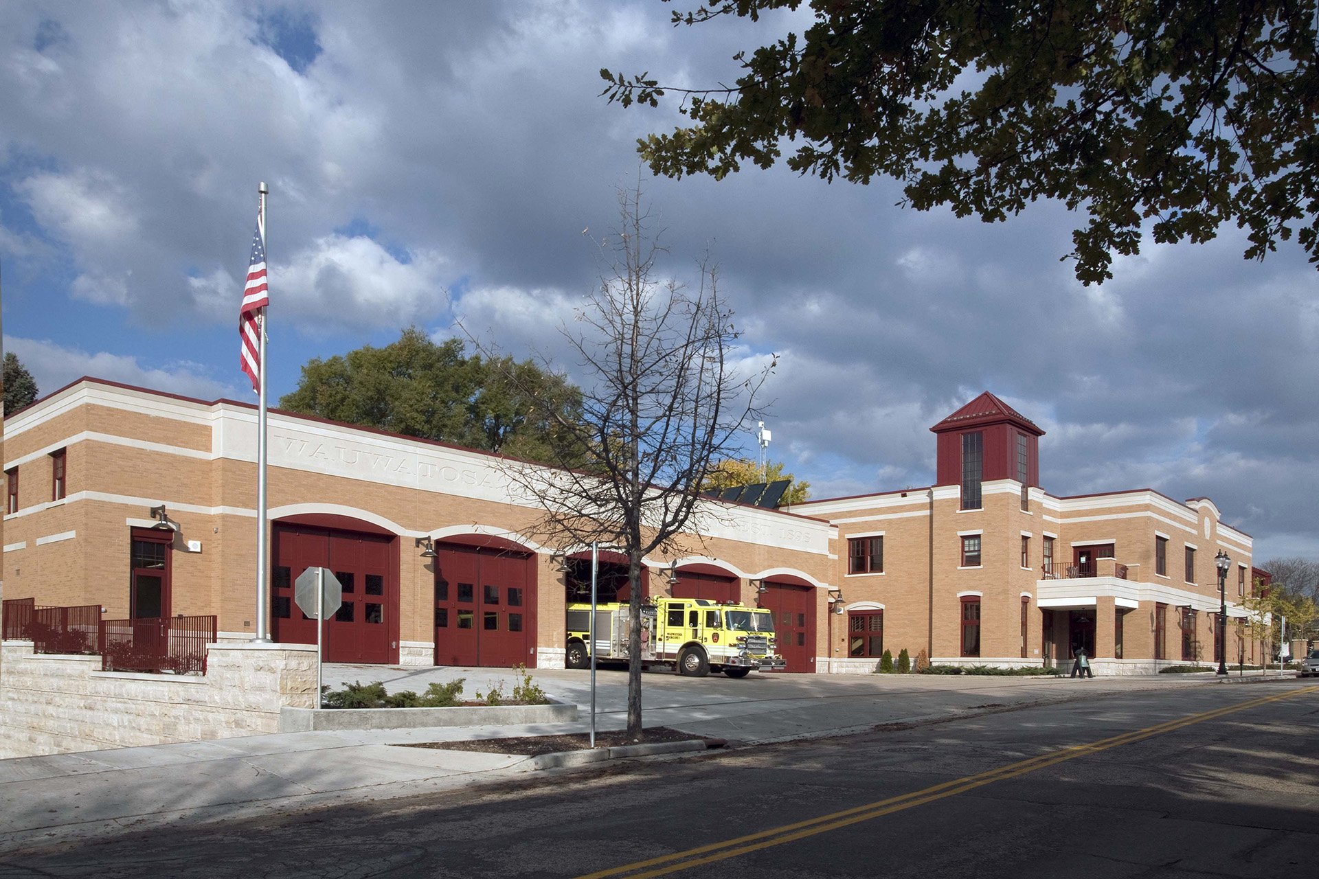 Wauwatosa Fire Department Headquarters