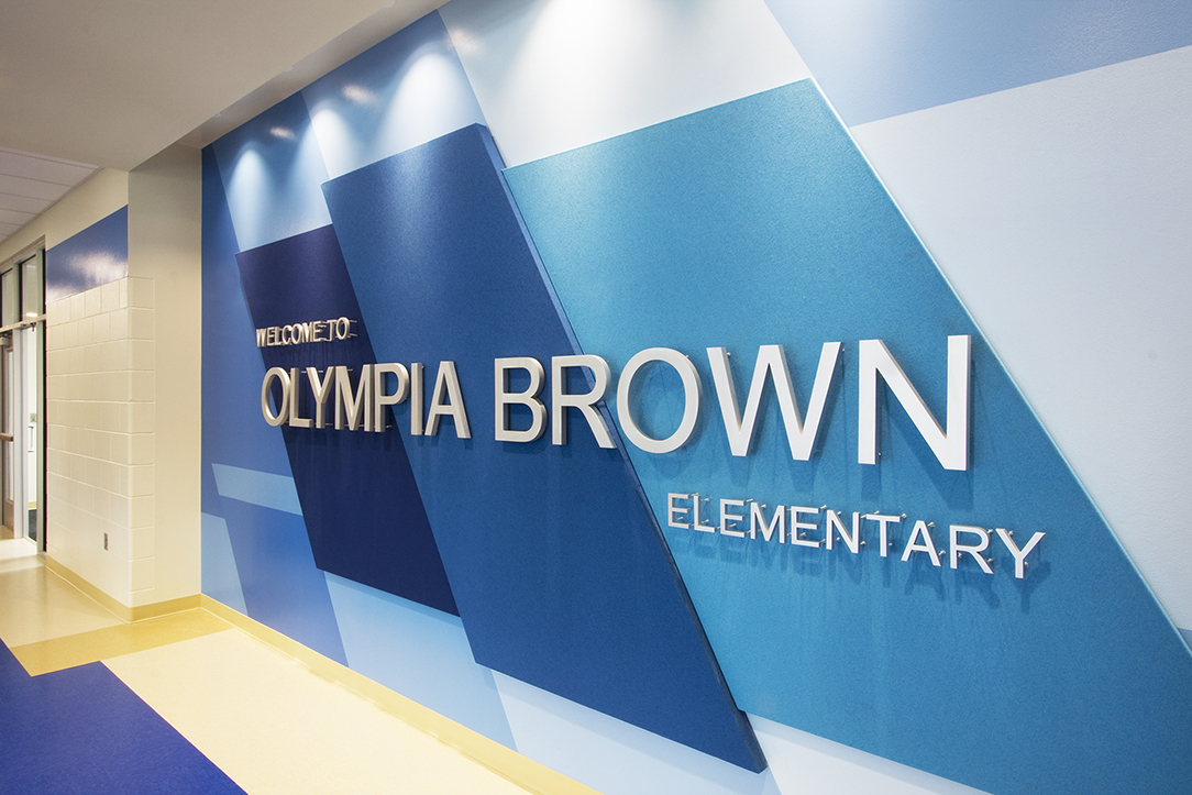 Racine Olympia Brown Elementary School