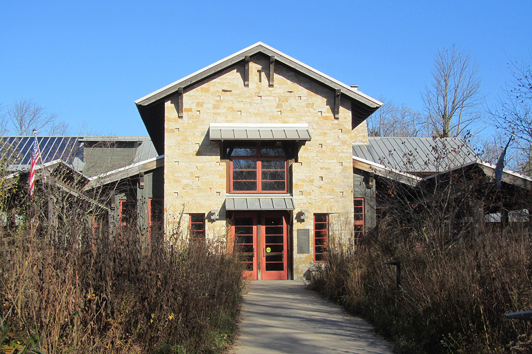 Schlitz Audubon Nature Center