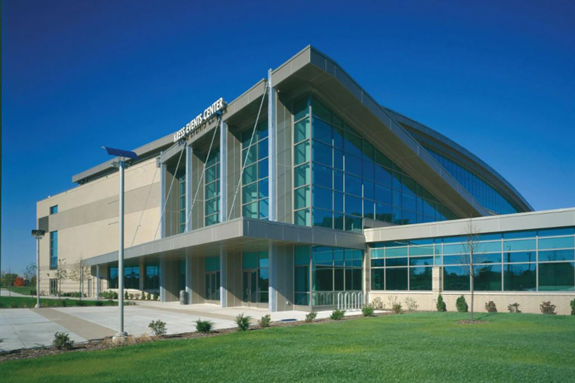 University of Wisconsin-Green Bay Kress Events Center