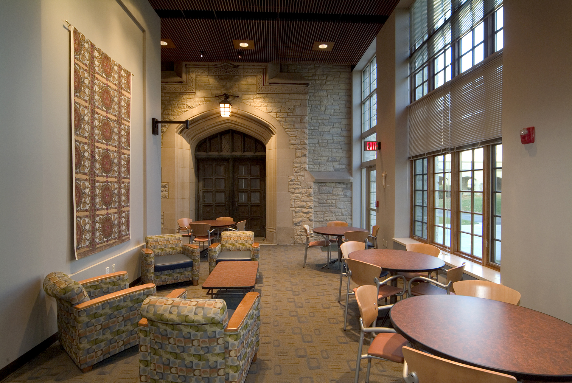 Mount Mary University – Science, Technology & Campus Center